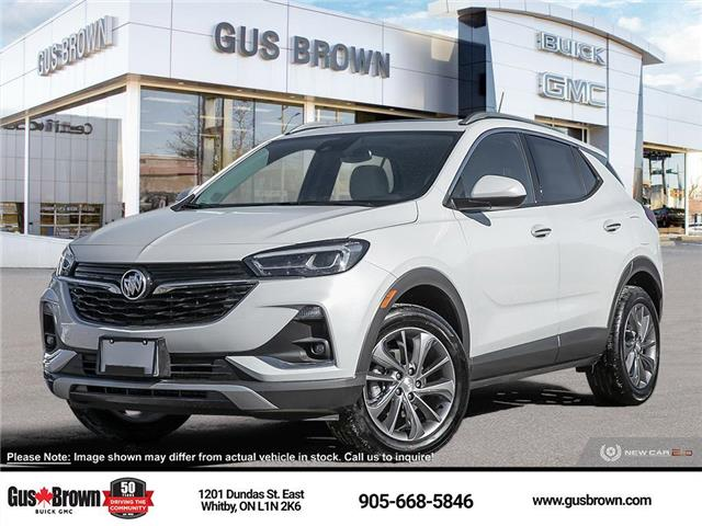 2021 Buick Encore GX Essence (Stk: B129055) in WHITBY - Image 1 of 11