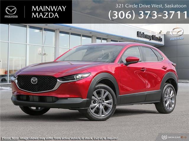 2021 Mazda CX-30 GS (Stk: M21372) in Saskatoon - Image 1 of 23