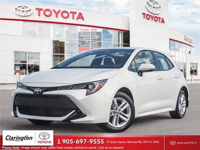 2021 Toyota Corolla Hatchback Base (Stk: 21539) in Bowmanville - Image 1 of 23