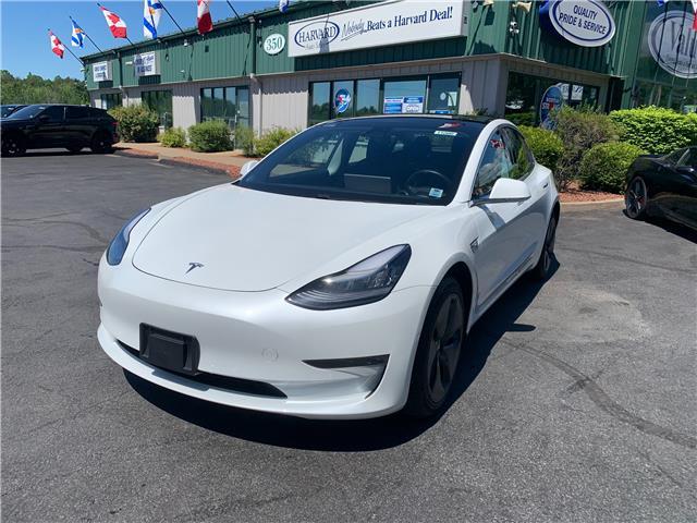 2019 Tesla Model 3 Standard Range Plus (Stk: 11080) in Lower Sackville - Image 1 of 16