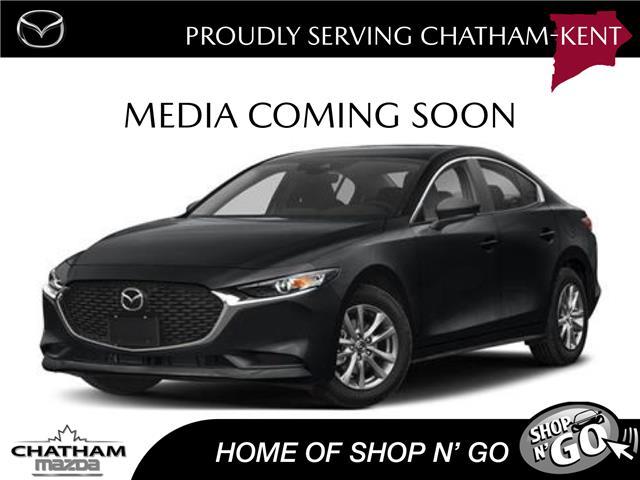 2021 Mazda Mazda3 GS (Stk: NM3522) in Chatham - Image 1 of 10