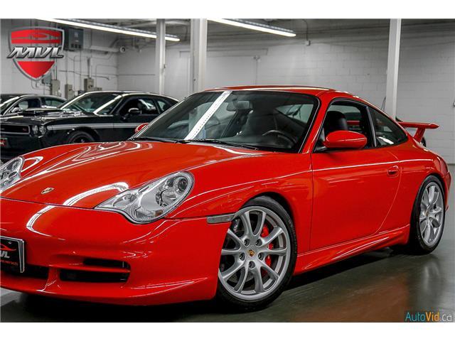 2004 Porsche 911 GT3 WP0AC29934S692659  in Oakville