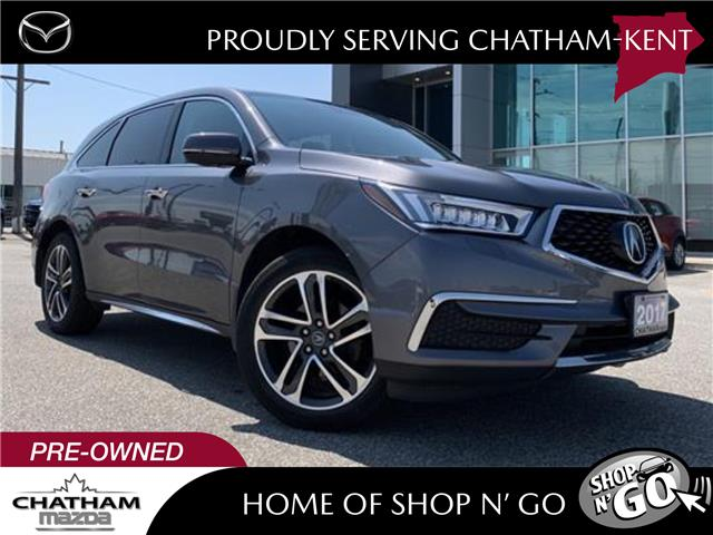 2017 Acura MDX Technology Package (Stk: UM2634) in Chatham - Image 1 of 30