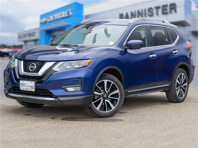 2017 Nissan Rogue SL Platinum (Stk: 21-117A) in Edson - Image 1 of 17