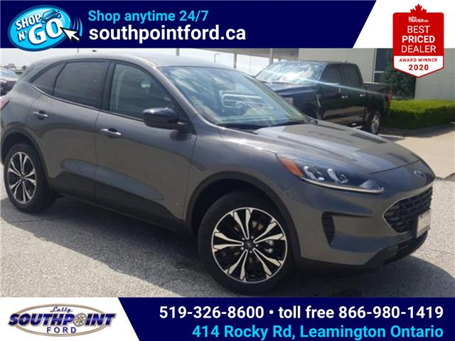 2021 Ford Escape SE (Stk: EP27390) in Leamington - Image 1 of 26