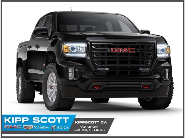 New 2021 GMC Canyon AT4 w/Leather  - Red Deer - Kipp Scott GMC Cadillac Buick