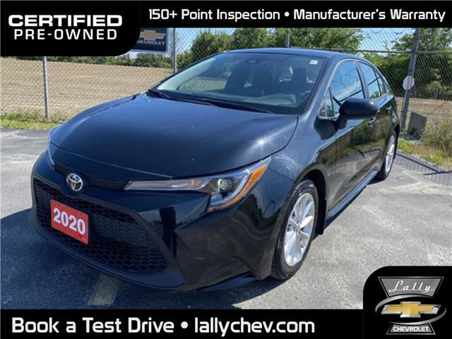 2020 Toyota Corolla LE (Stk: R02647) in Tilbury - Image 1 of 25