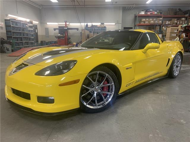 2009 Chevrolet Corvette Z06 Fixed Roof (Stk: 00008M) in Cranbrook - Image 1 of 22