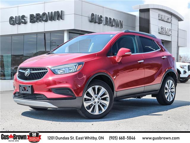 2017 Buick Encore Preferred (Stk: B116732T) in WHITBY - Image 1 of 28