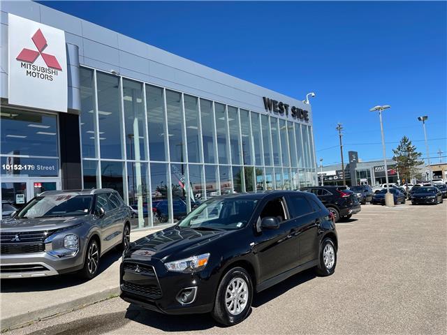 2015 Mitsubishi RVR SE Limited Edition (Stk: R21017A) in Edmonton - Image 1 of 20