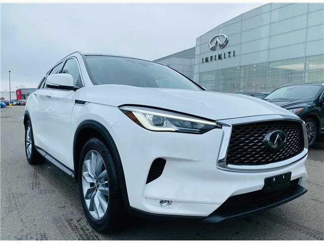 2019 Infiniti QX50 Luxe (Stk: H9494A) in Thornhill - Image 1 of 25