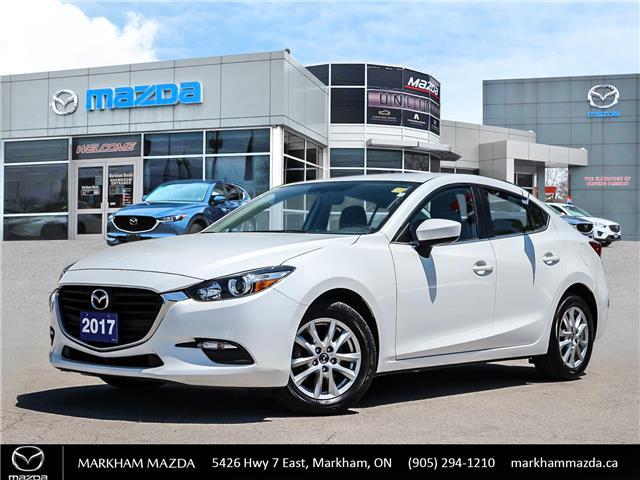 2017 Mazda Mazda3  (Stk: D210433A) in Markham - Image 1 of 28