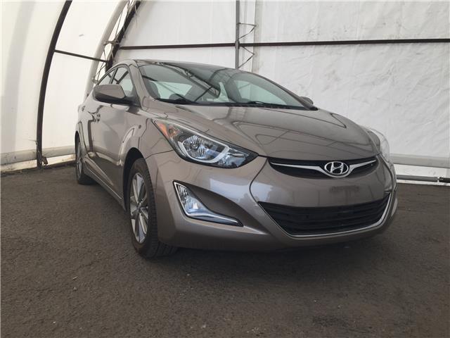 2014 Hyundai Elantra GLS (Stk: D200282A) in Ottawa - Image 1 of 17