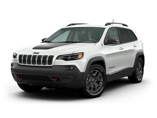 2021 Jeep Cherokee Trailhawk (Stk: ) in Medicine Hat - Image 1 of 1