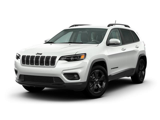 2021 Jeep Cherokee Altitude (Stk: ) in Medicine Hat - Image 1 of 1