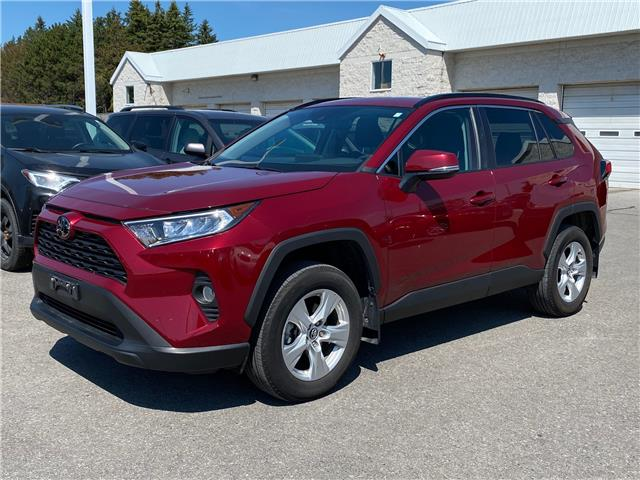2019 Toyota RAV4 XLE (Stk: W5372A) in Cobourg - Image 1 of 1