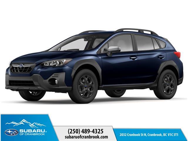 2021 Subaru Crosstrek Outdoor (Stk: 347425) in Cranbrook - Image 1 of 9