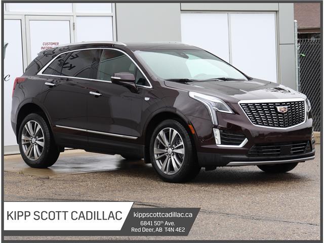 2021 Cadillac XT5 Premium Luxury (Stk: 01283) in Red Deer - Image 1 of 38