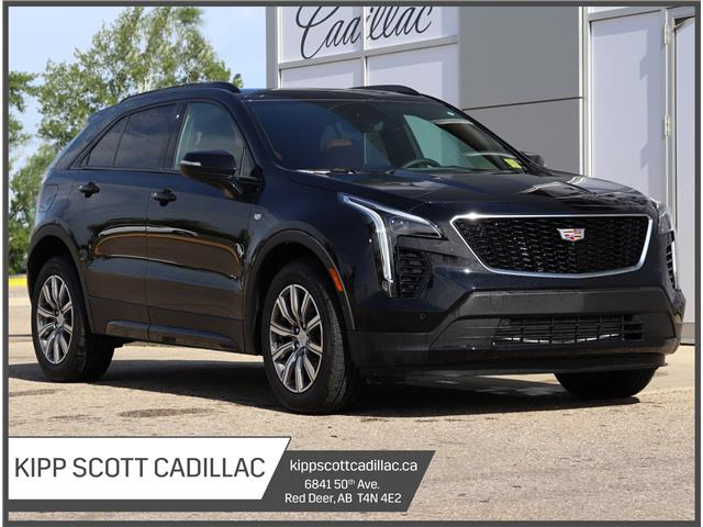 2021 Cadillac XT4 Sport (Stk: 10423) in Red Deer - Image 1 of 38