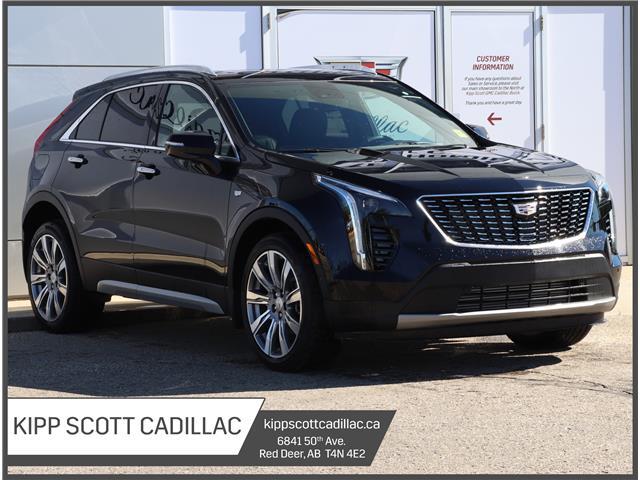 2021 Cadillac XT4 Premium Luxury (Stk: 56117) in Red Deer - Image 1 of 39