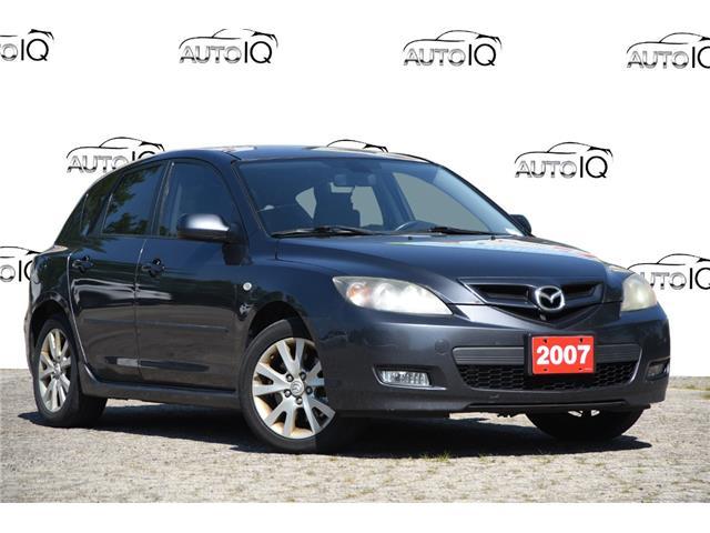 2007 Mazda Mazda3 Sport GS (Stk: 156950AXZ) in Kitchener - Image 1 of 13