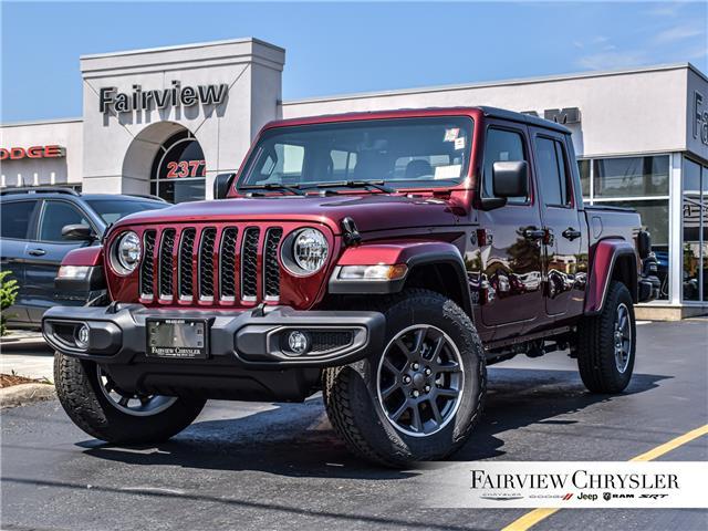 2021 Jeep Gladiator Sport S (Stk: ML462) in Burlington - Image 1 of 29
