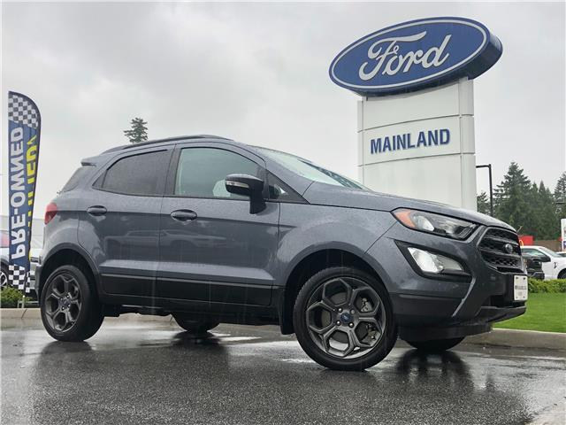 2018 Ford EcoSport SES (Stk: 21ES0692A) in Vancouver - Image 1 of 30