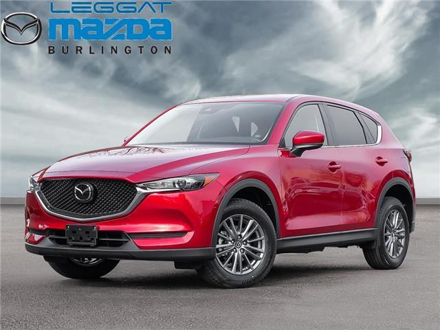 2021 Mazda CX-5 GX (Stk: 211473M) in Burlington - Image 1 of 23
