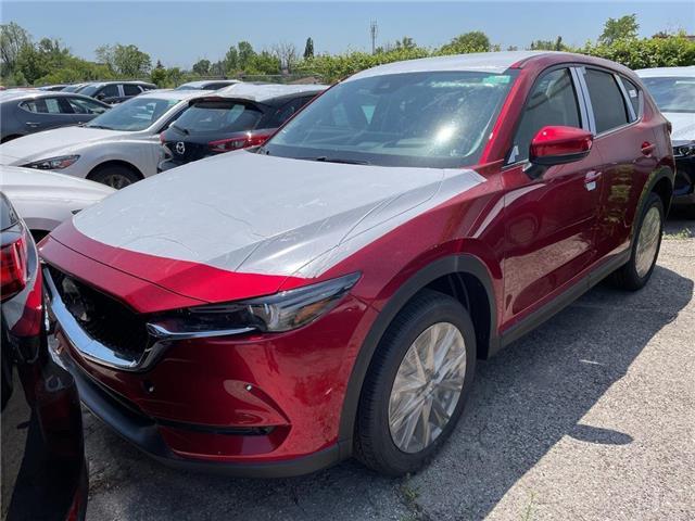 2021 Mazda CX-5 GT (Stk: 211397) in Toronto - Image 1 of 5
