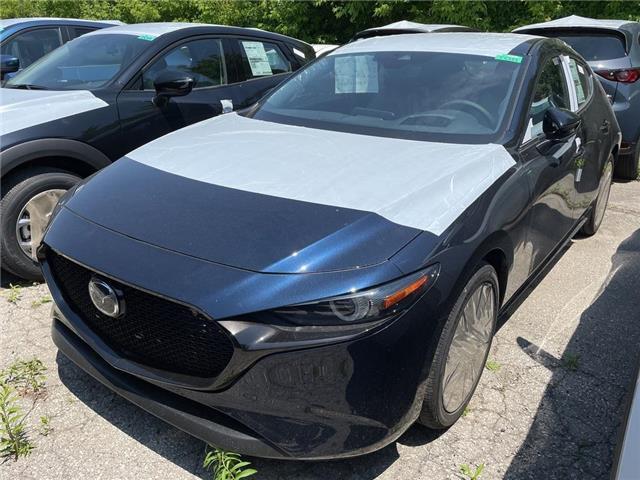 2021 Mazda Mazda3 Sport GT w/Turbo (Stk: 211444) in Toronto - Image 1 of 5