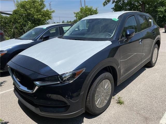 2021 Mazda CX-5 GS (Stk: 211420) in Toronto - Image 1 of 5