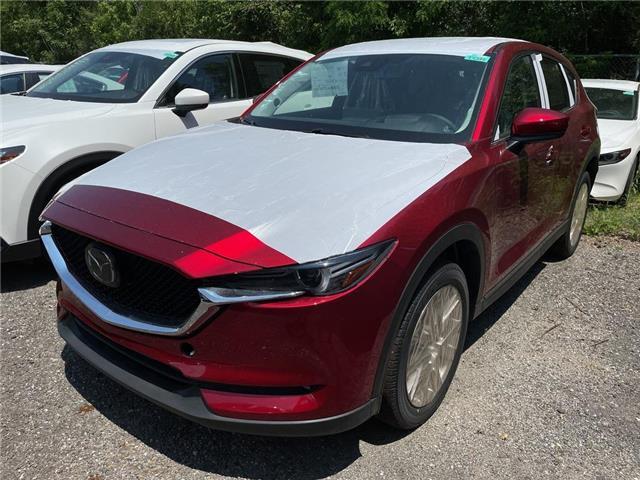2021 Mazda CX-5 GT w/Turbo (Stk: 211501) in Toronto - Image 1 of 5