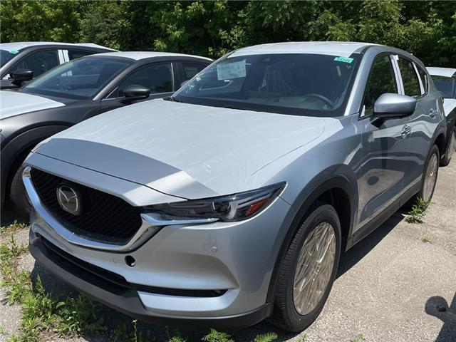 2021 Mazda CX-5  (Stk: 211508) in Toronto - Image 1 of 5