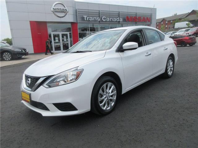 2018 Nissan Sentra  (Stk: 91728A) in Peterborough - Image 1 of 22