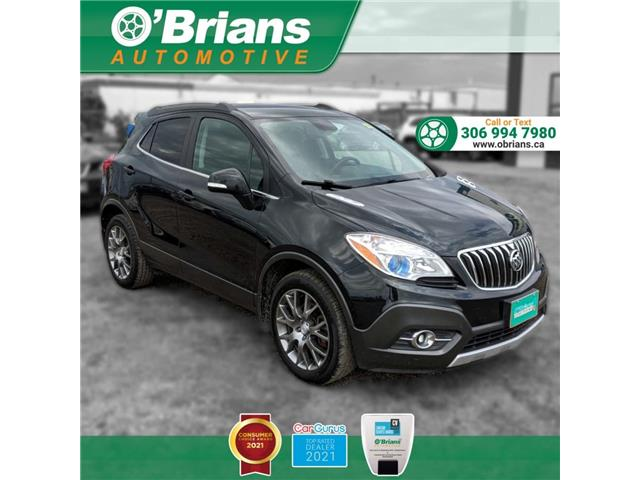 2016 Buick Encore Sport Touring (Stk: 14553A) in Saskatoon - Image 1 of 24