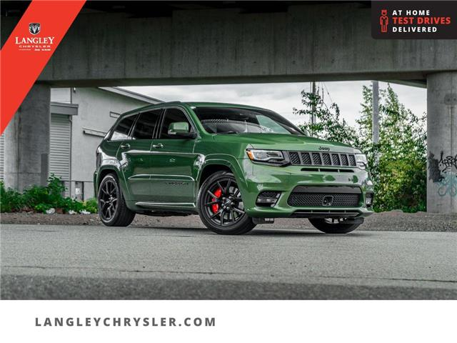 2019 Jeep Grand Cherokee SRT (Stk: LC0844) in Surrey - Image 1 of 30