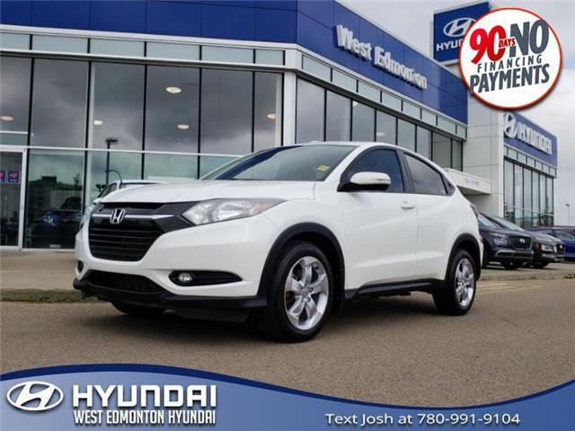 2016 Honda HR-V EX (Stk: 10871A) in Edmonton - Image 1 of 18