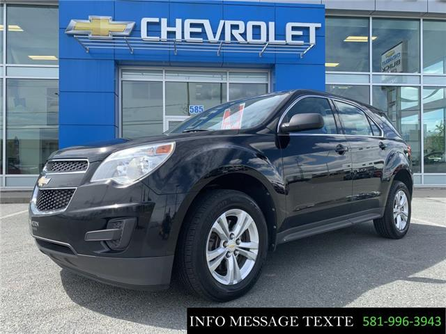 2012 Chevrolet Equinox LS (Stk: 20190A) in Ste-Marie - Image 1 of 19