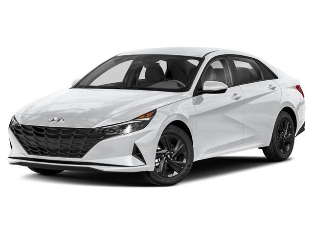 2021 Hyundai Elantra Preferred w/Sun & Tech Pkg (Stk: N23242) in Toronto - Image 1 of 9