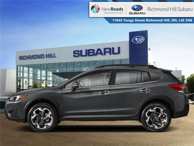 New 2021 Subaru Crosstrek Limited w/Eyesight  - Navigation - $238 B/W - RICHMOND HILL - NewRoads Subaru of Richmond Hill