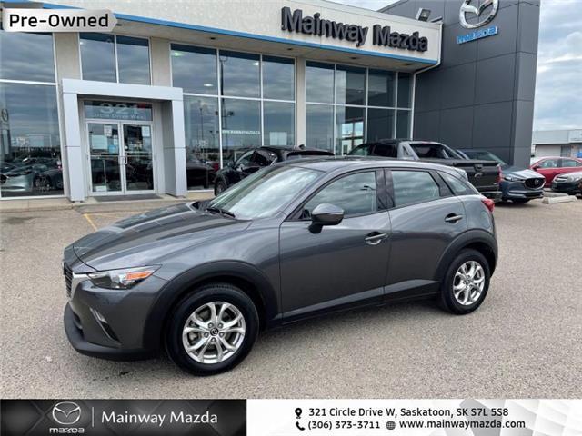 2019 Mazda CX-3 GS-L (Stk: M21281A) in Saskatoon - Image 1 of 18