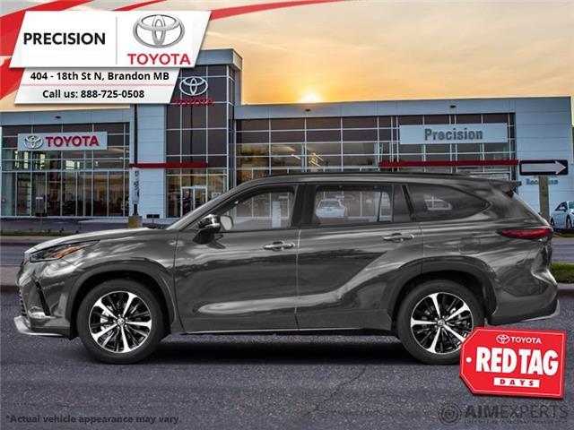 2021 Toyota Highlander XSE (Stk: 21315) in Brandon - Image 1 of 1