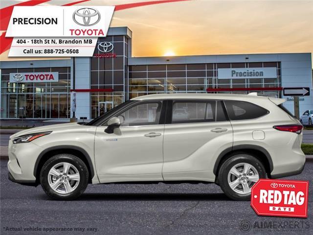 2021 Toyota Highlander Hybrid XLE (Stk: 21317) in Brandon - Image 1 of 1