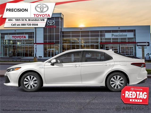 2021 Toyota Camry Hybrid LE (Stk: 21318) in Brandon - Image 1 of 1