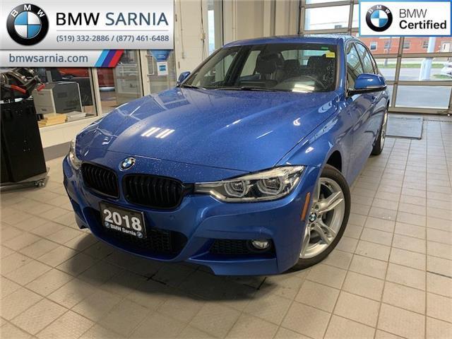 2018 BMW 330i xDrive (Stk: BU885) in Sarnia - Image 1 of 10