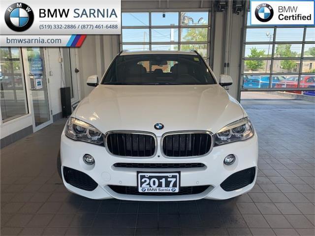 2017 BMW X5 xDrive35i (Stk: XU429) in Sarnia - Image 1 of 10
