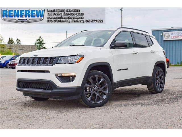2021 Jeep Compass North (Stk: M028) in Renfrew - Image 1 of 30