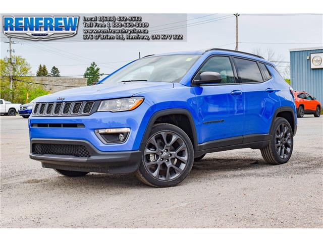 2021 Jeep Compass North (Stk: M027) in Renfrew - Image 1 of 30