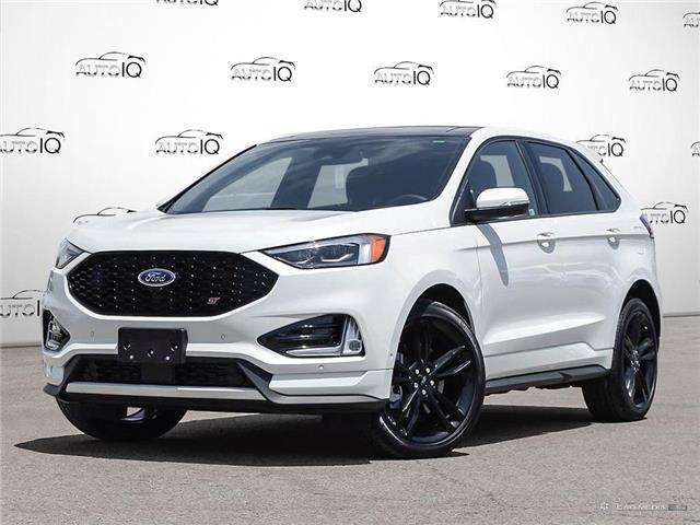 2021 Ford Edge ST White