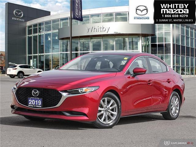 2019 Mazda Mazda3 GS (Stk: P17788) in Whitby - Image 1 of 27
